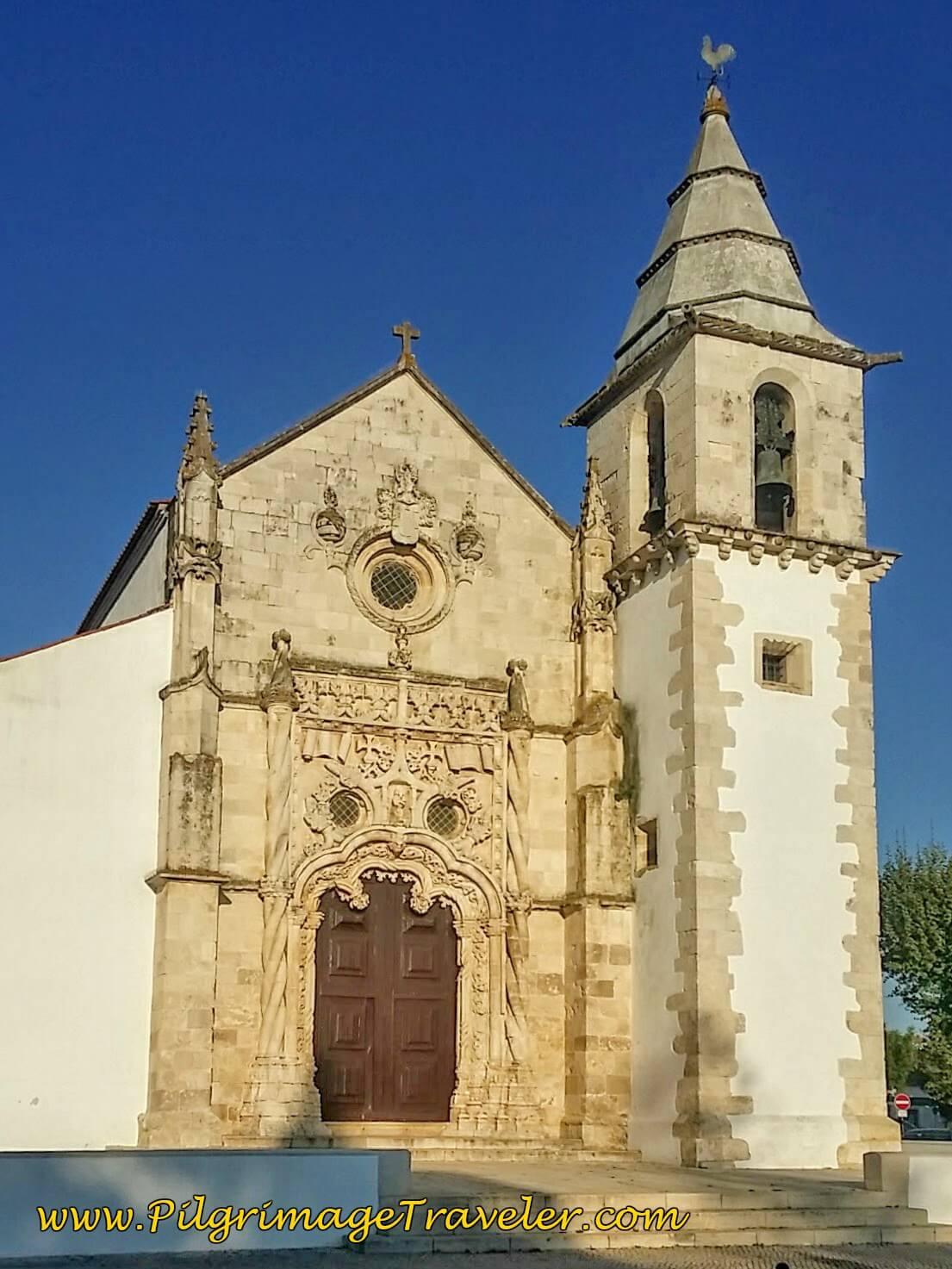 The Igreja Matriz do Golegã