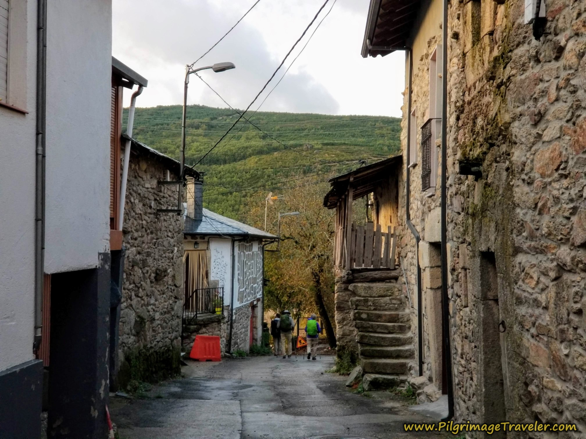 Walking the Quaint Carretera de Hermisende
