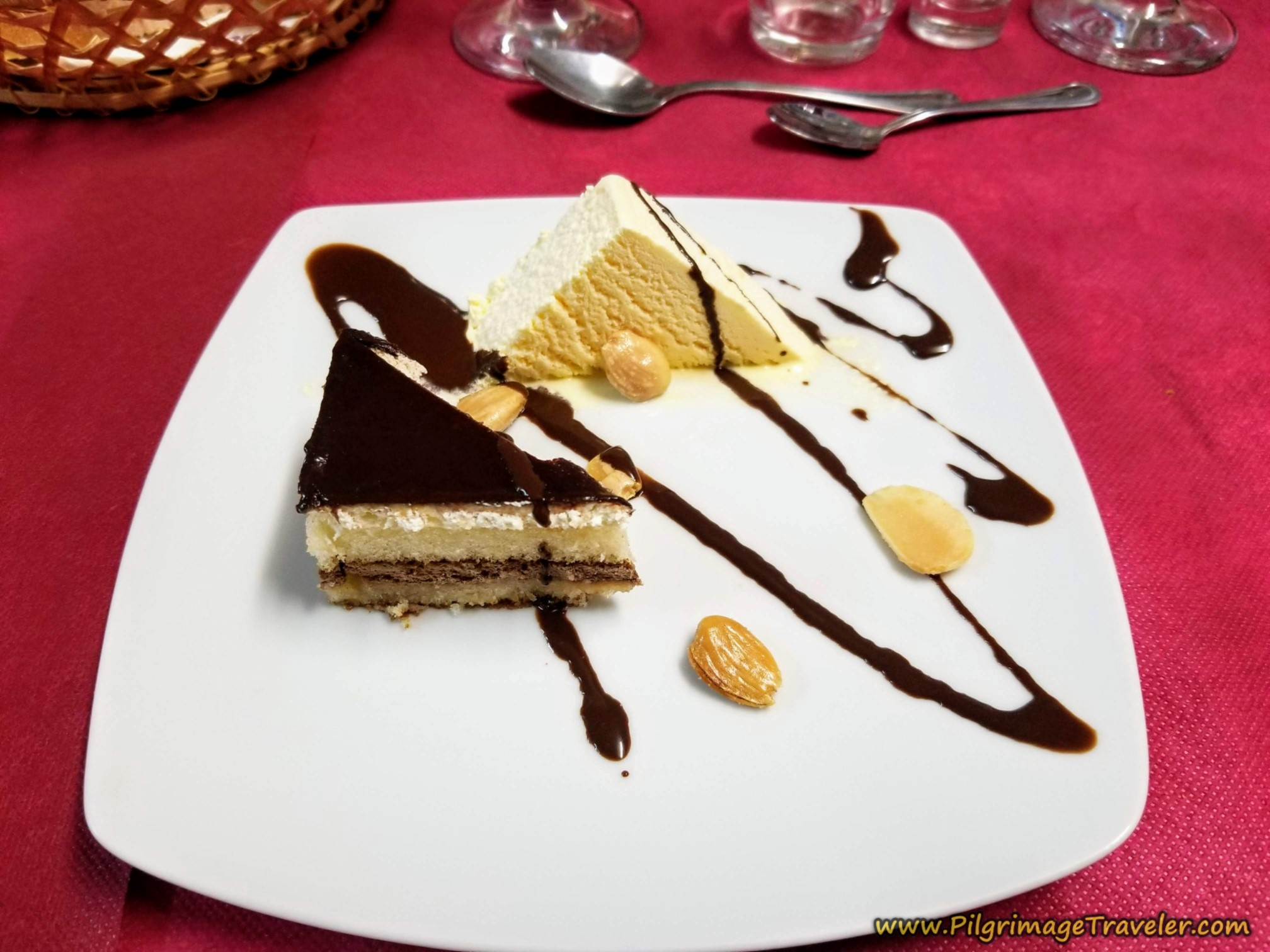 Me Gusta Comer Dessert, Rionegro del Puente
