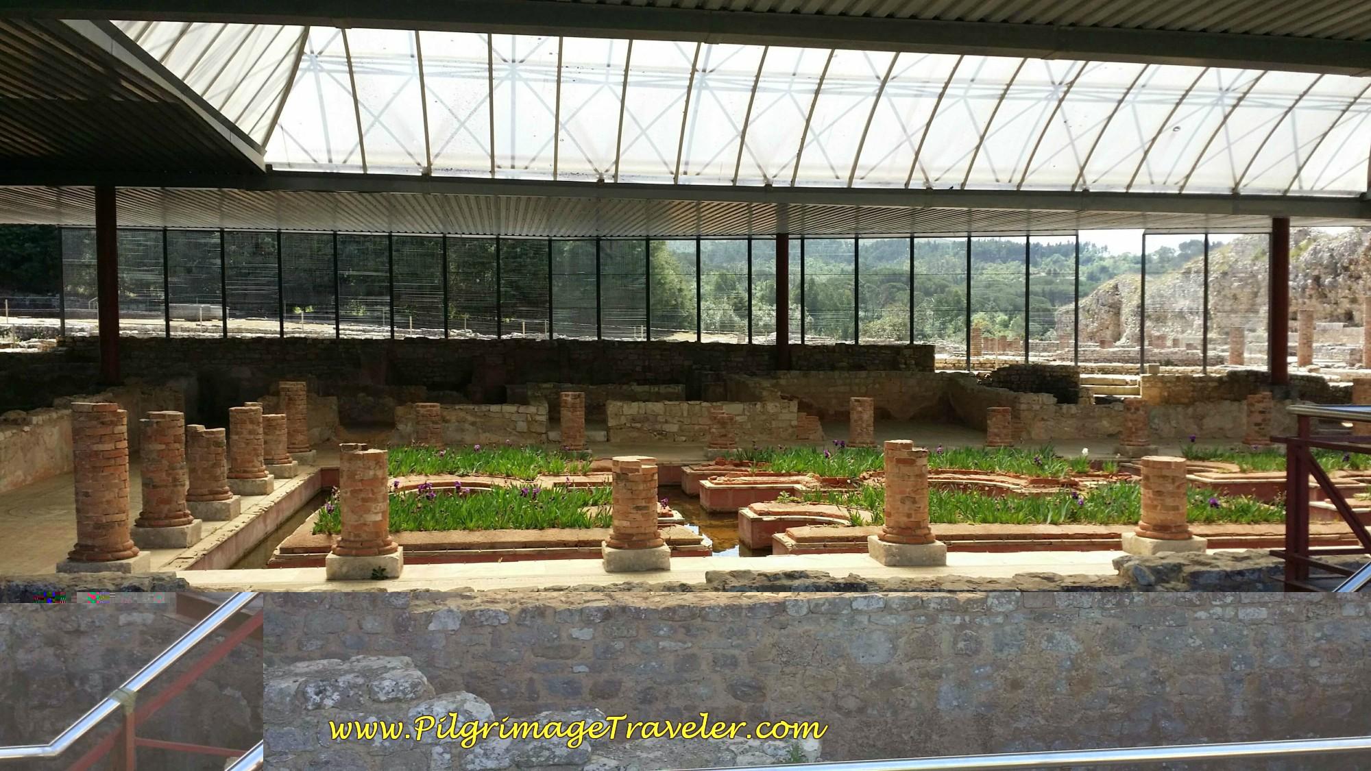 Famous Gardens of Conimbriga