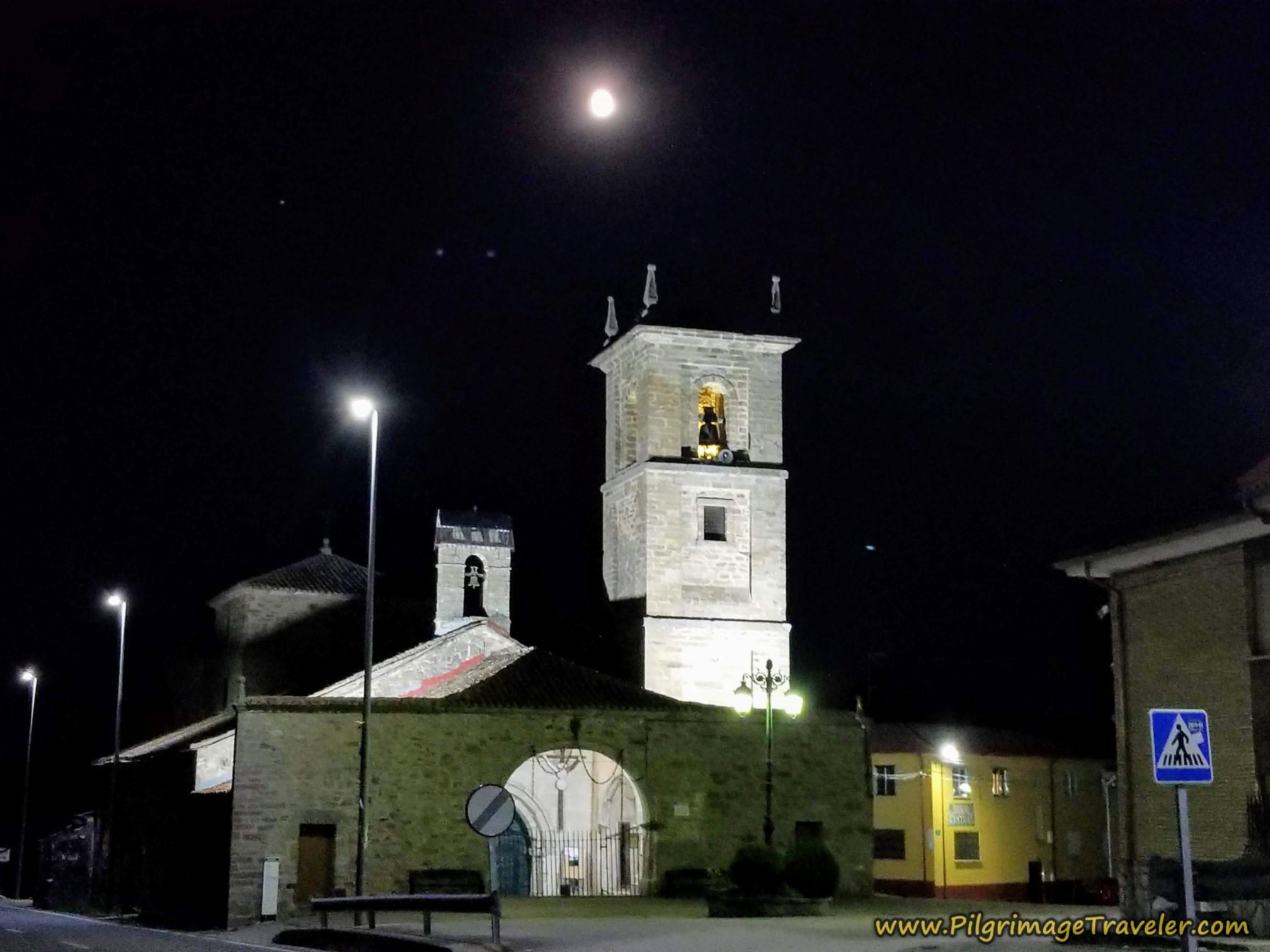 Iglesia Nuestra Señora de la Carballeda, Rionegro del Puente