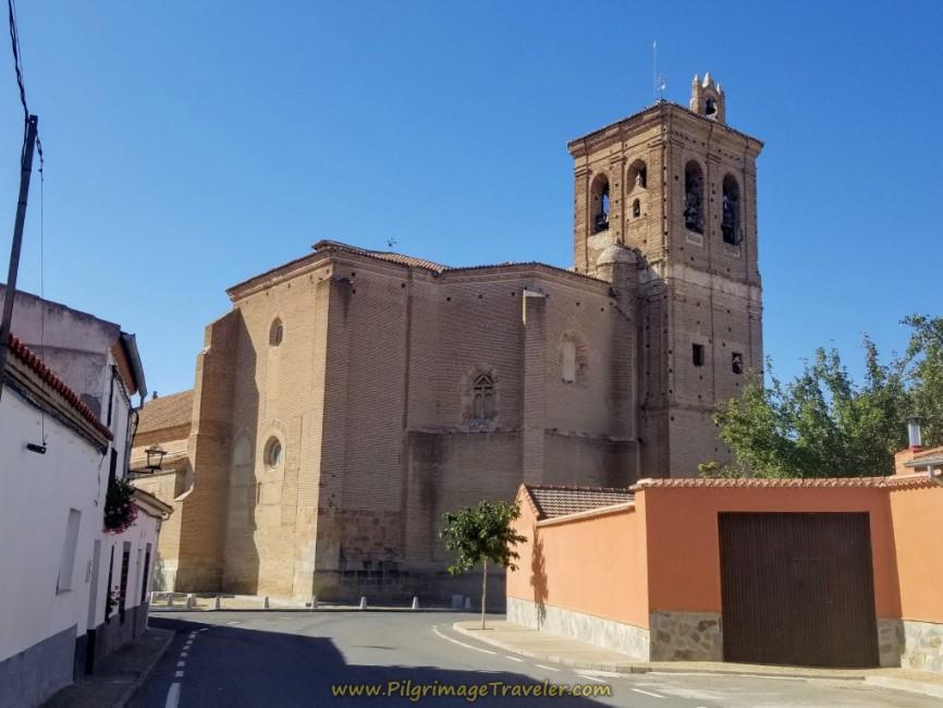 Iglesia Parroquial de Fontiveros