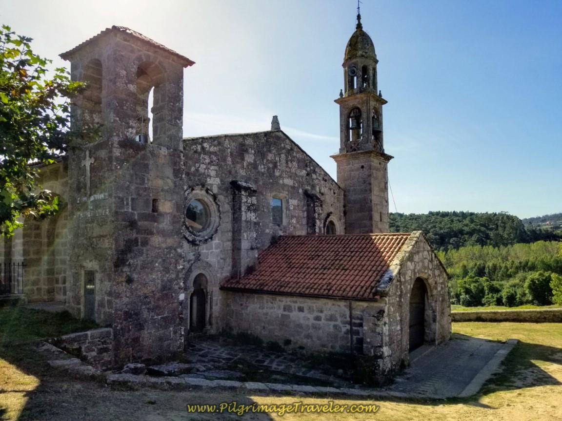 Iglesia de San Xulián de Moraime