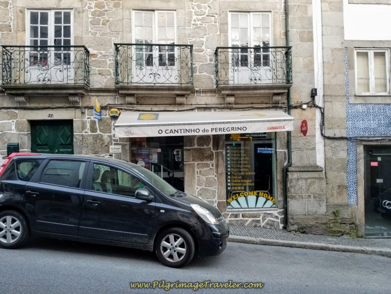 O Cantinho de Peregrino Restaurant in Barcelinhos
