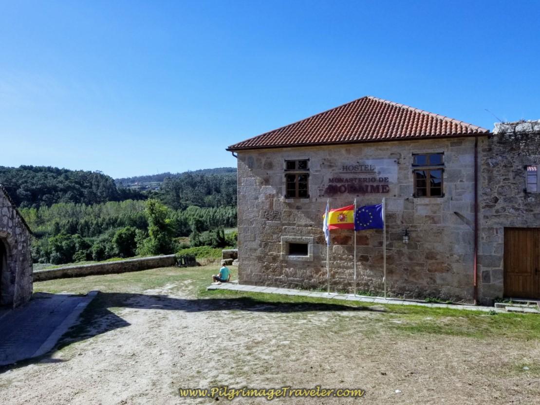 Mosteiro de San Xulián de Moraime
