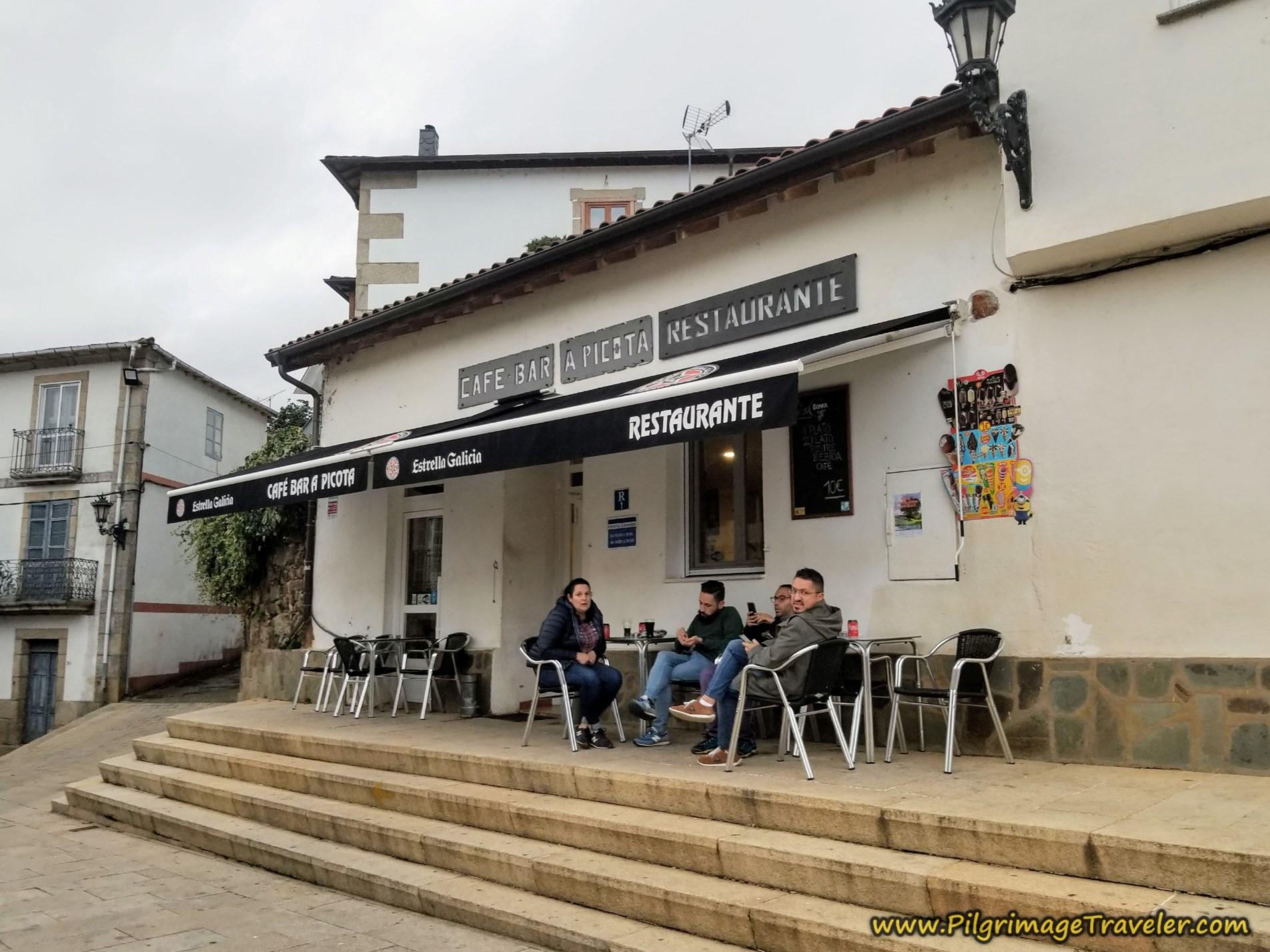 Café Bar and Restaurante A Picota