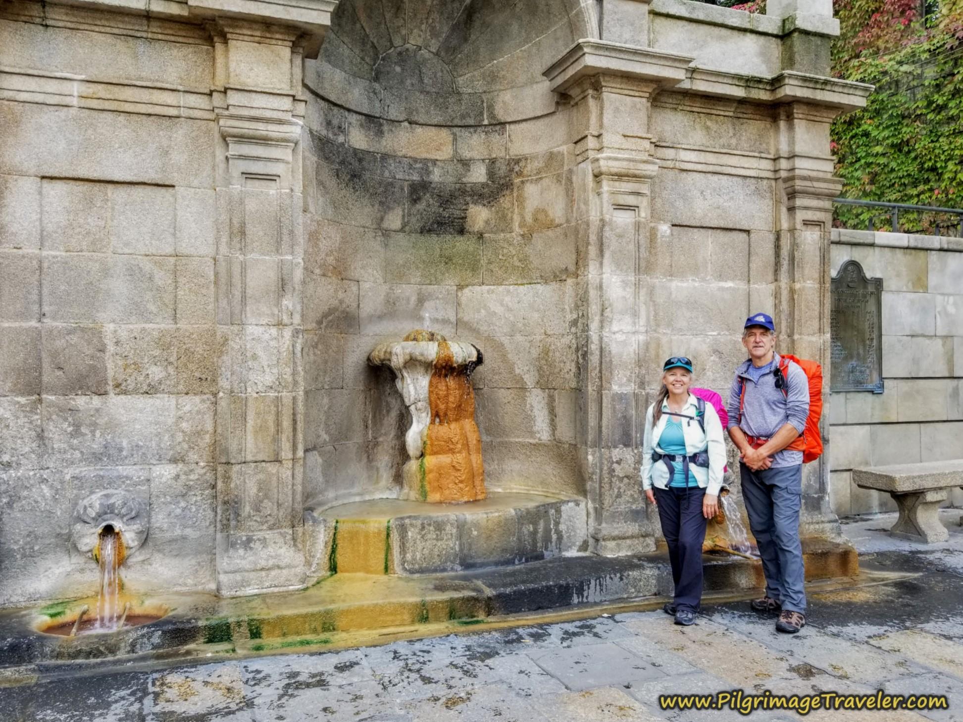 The As Burgas Fountain