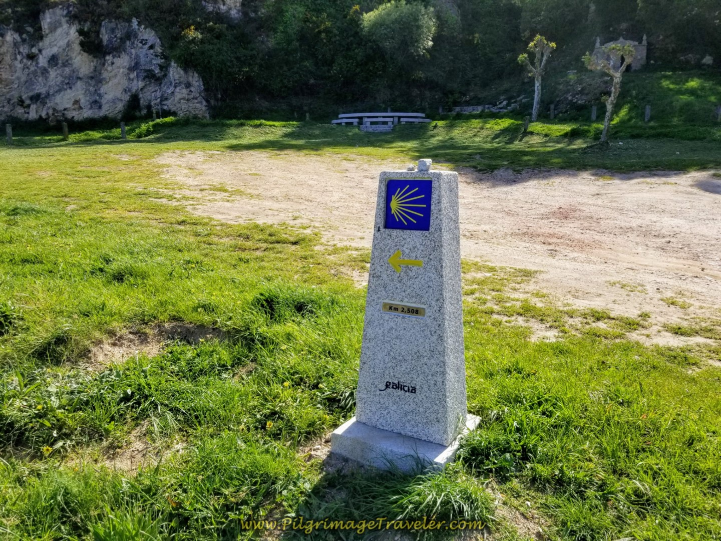 2.5 Kilometer Waymark ~ Oh So Close to Land's End