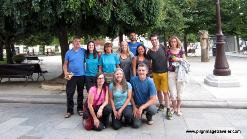 The Camino Primitivo Family by Day Nine, Camino Primitivo