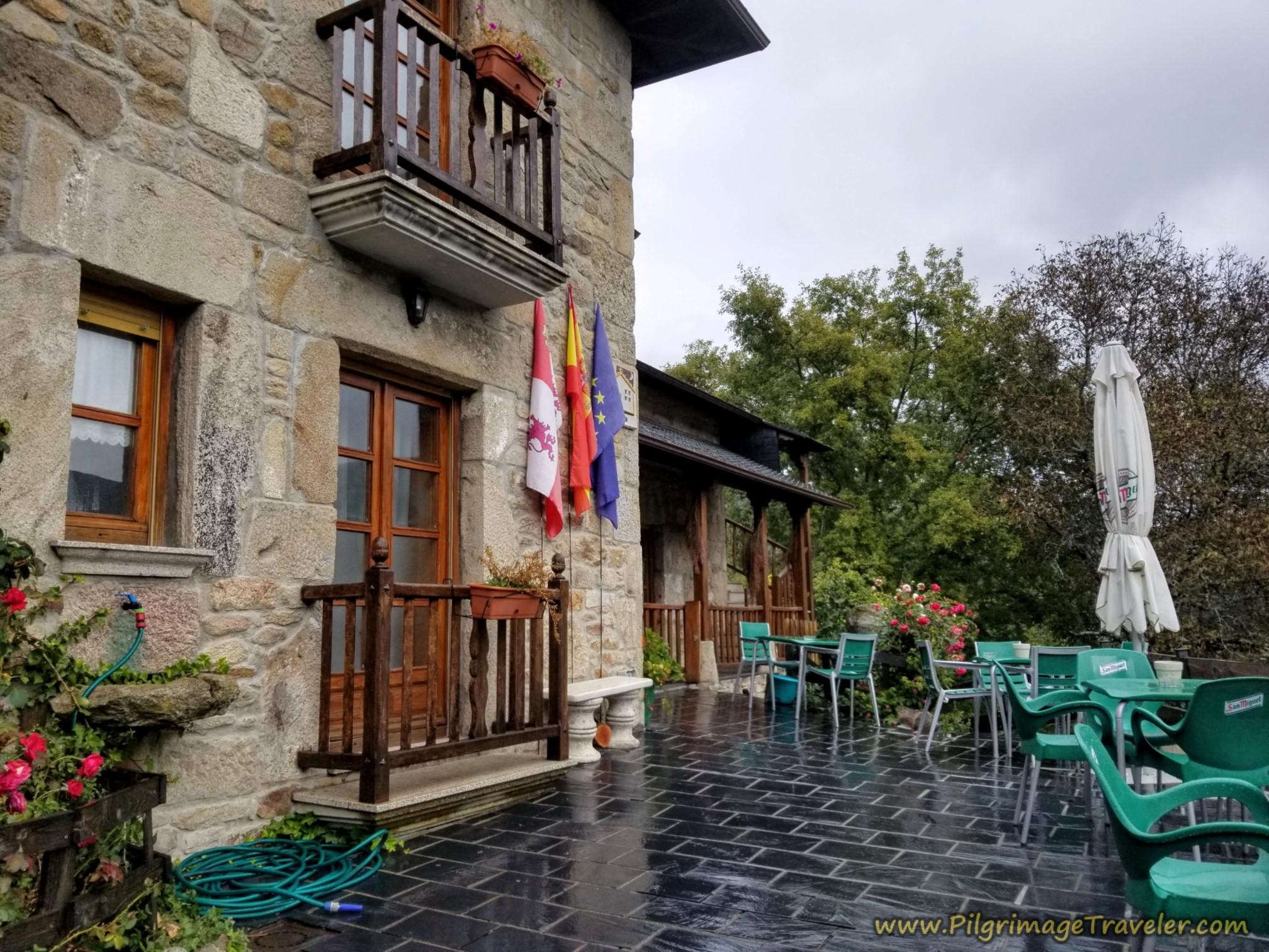 Casa Rural ~ La Casa de Irene on the Camino Sanabrés from Puebla de Sanabria to Lubián