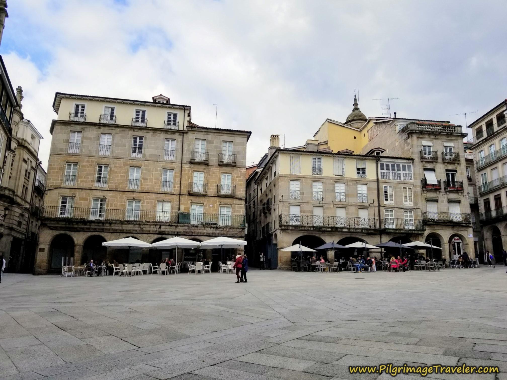 Praza Maior, Ourense