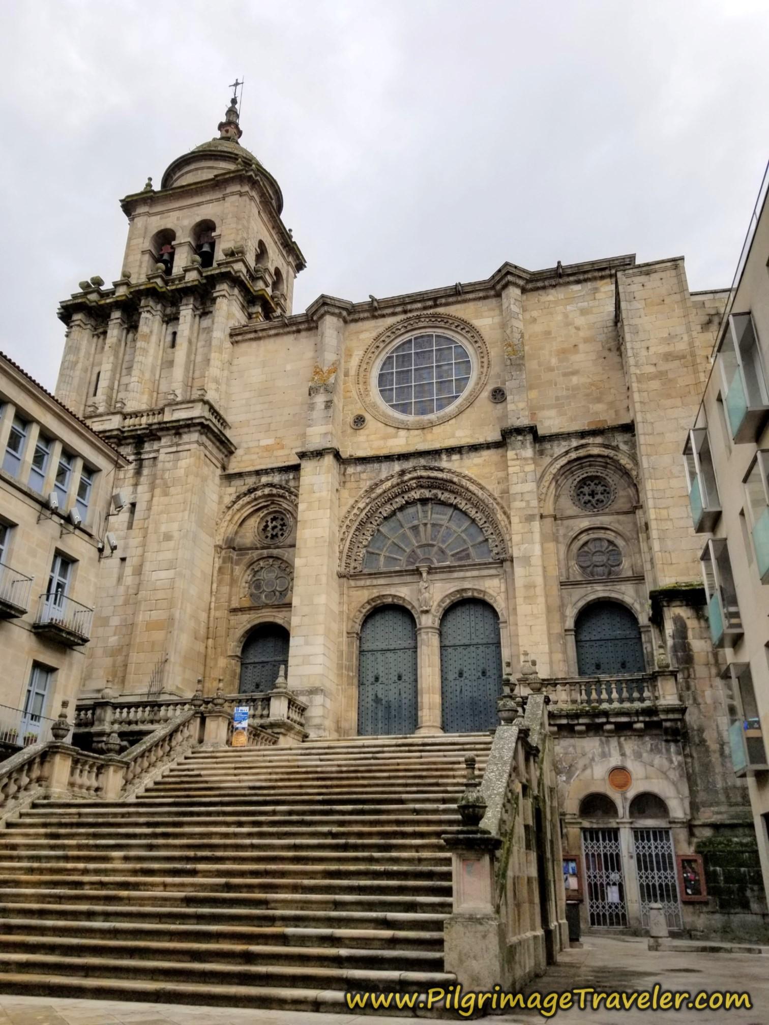 Destination, Catedral de Ourense