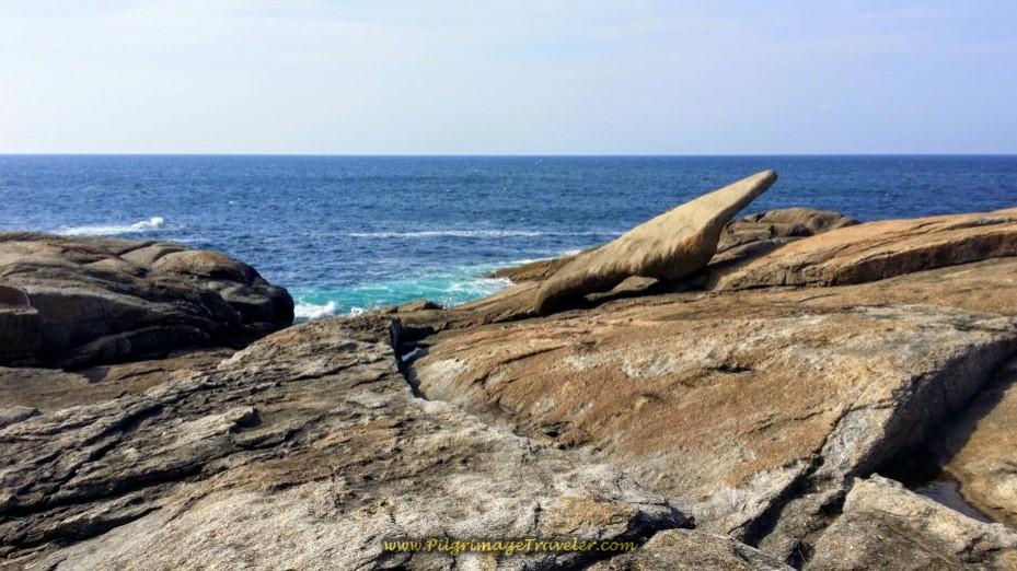 Pedra dos Cadrís and the Costa da Morte