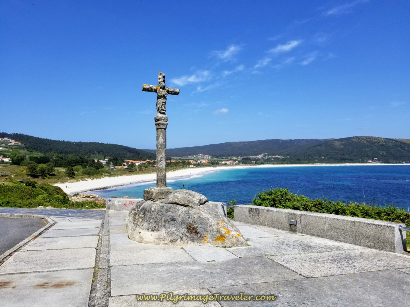 Famous Baixar Cruceiro, the Cross in Finisterre