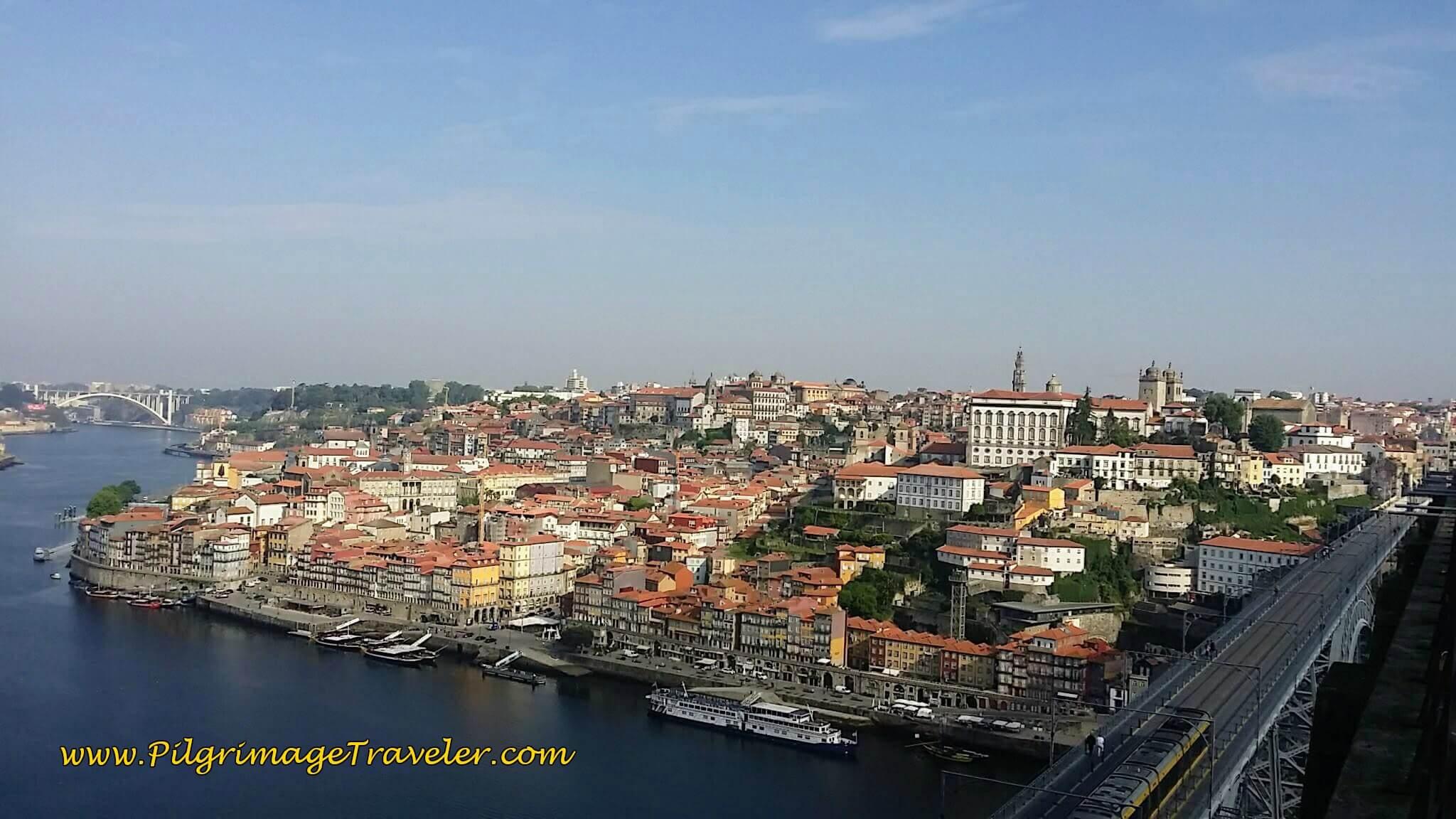 The Famous Porto Skyline