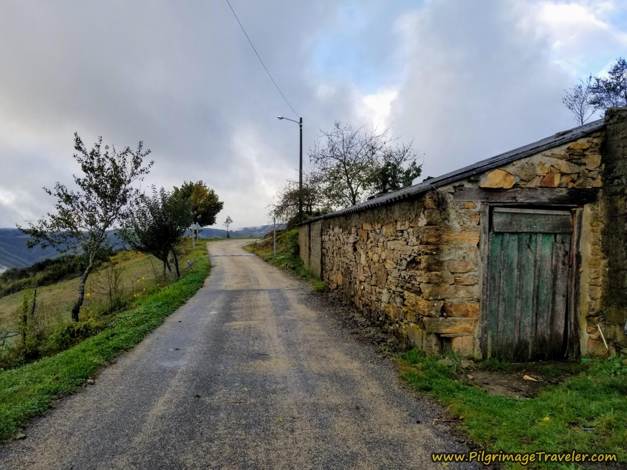 Leaving Venda do Bolaño
