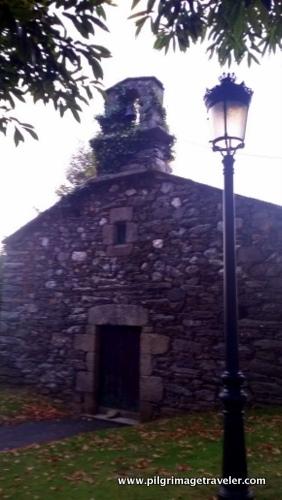 Parish Church of Bruma, Camino Inglés, Spain