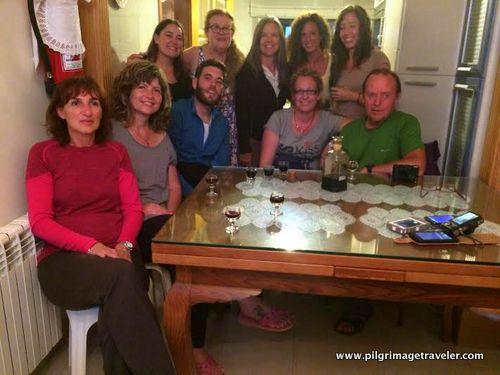 Mama and The Camino Family