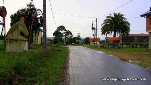 Day Four, Hospital de Bruma to Següeiro, 24 km