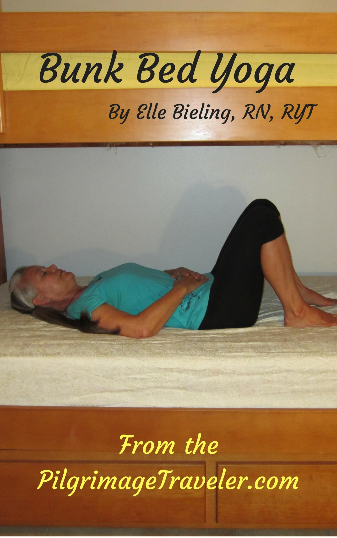 Bunk Bed Yoga Stretches For The End Of Your Camino Day