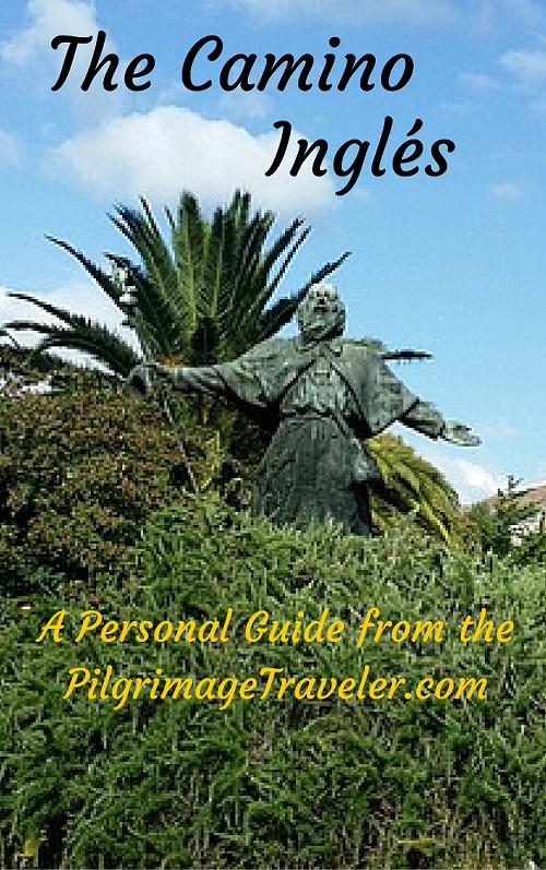 Camino Inglés Guide, Downloadable Ebook