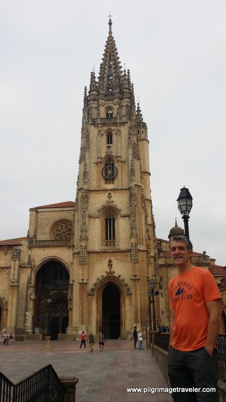 Cathedral San Salvador, Oviedo, Spain
