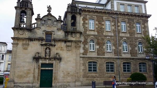 Igrexa de San Froilán, Lugo, Spain