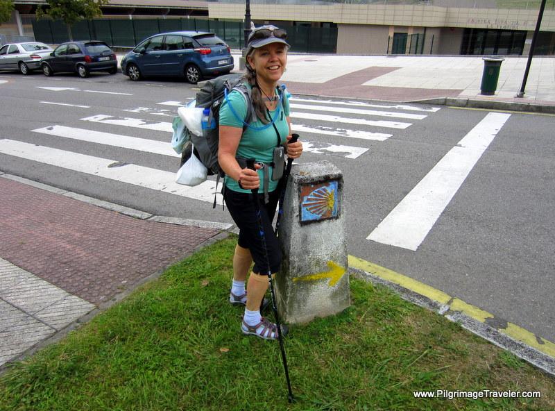 Camino Primitivo Waymark, Oviedo, Spain