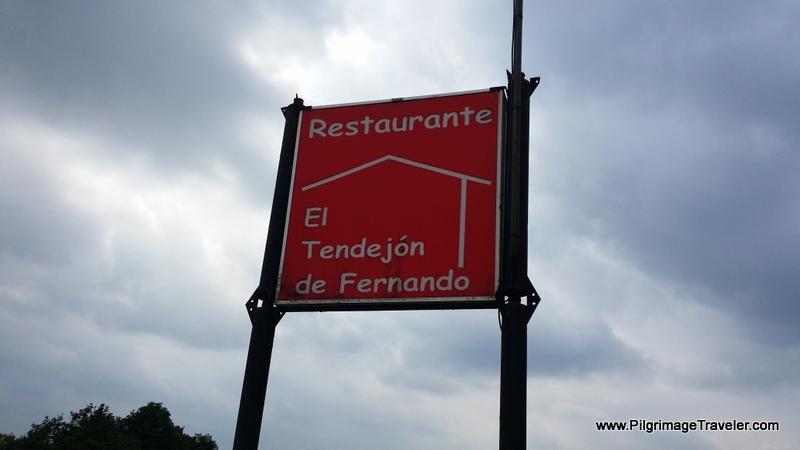 Restaurante El Tendejón de Fernando, Escamplero, Asturias, Spain