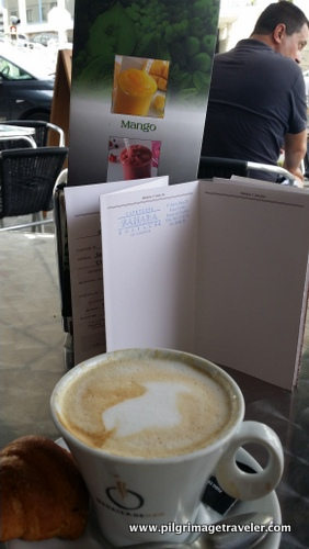 Cafe con Leche and Sello