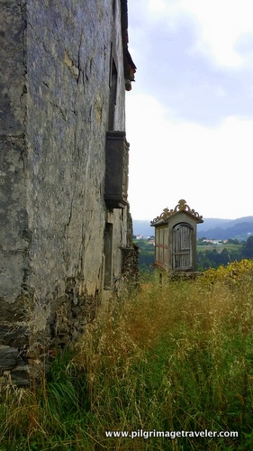 Old Building and Horrea, Galicia, Spain