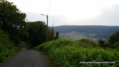 Galician Countryside along the Camino Inglés
