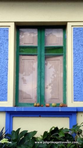 Ripening Fruit on the Window