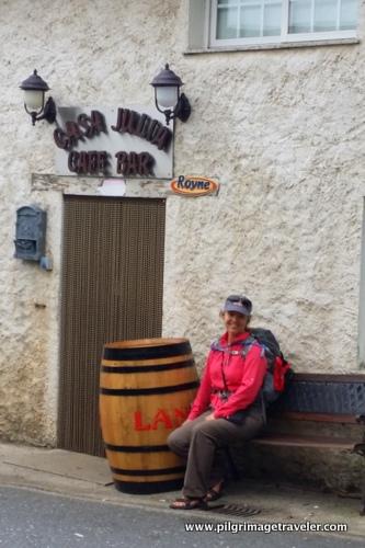 Bar Julia, Camino Inglés, Spain