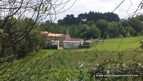 Country Parish, Camino Inglés, Spain