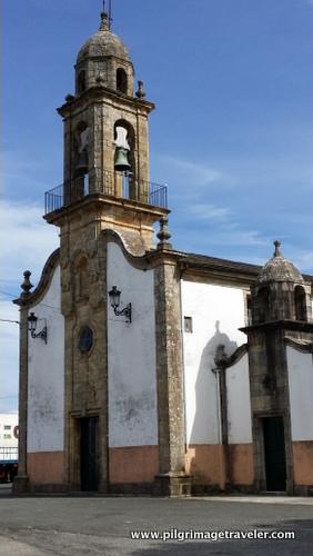 Iglesia de Santa Maria, Neda, Spain