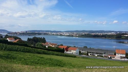 Day One, Ferrol to Pontedeume, 25 km