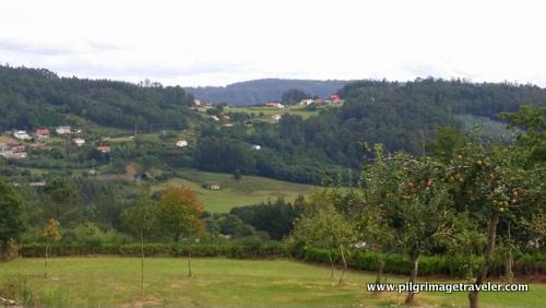 Beautiful Countryside near Fene, Spain