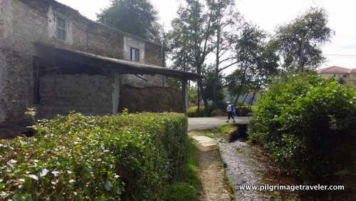 Historic Mill near Cabañas, Spain