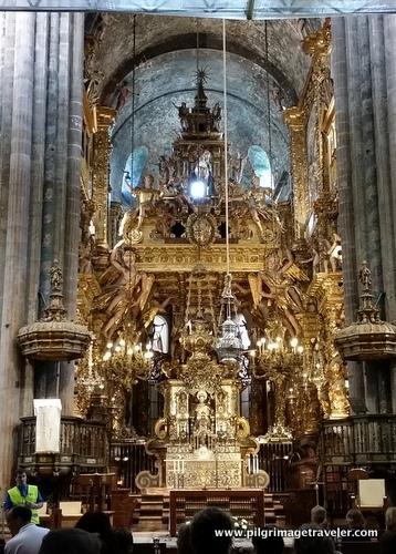 High Altar, Cathedral of Santiago de Compostela