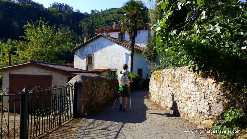The Hamlet of Casazorrina, Camino Primitivo, Asturias, Spain