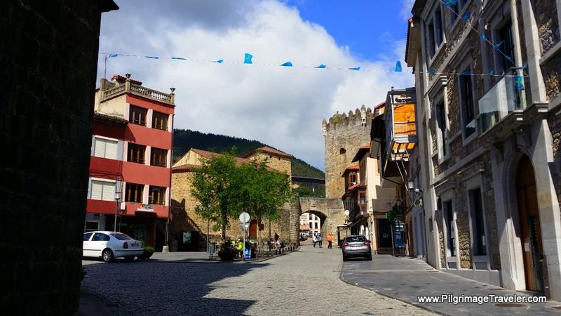 Castillo de Salas, Camino Primitivo, Asturias, Spain