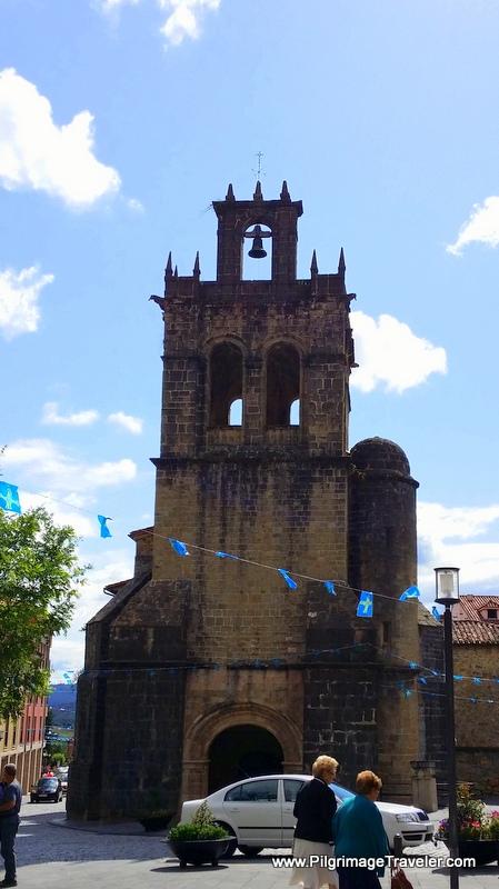 Colegiata de Santa Maria la Mayo, Salas