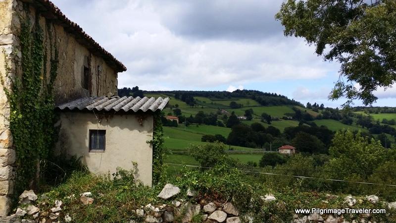 Porciles Countryside, Camino Primitivo, Asturias, Spain