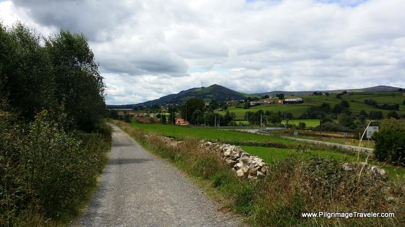 Road to Bodenaya, Original Way, Asturias, Spain