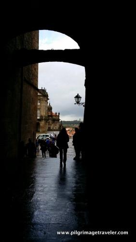 Arco de Palacio, Santiago de Compostela