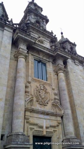 Cathedral of Santiago, Pontedeume, Spain