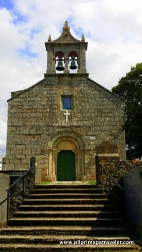 Iglesia de San Martiño do Tiobre, Betanzos, Spain