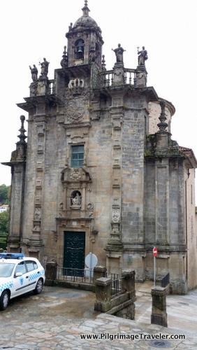 Igrexa de San Frutuoso, Santiago de Compostela, Spain