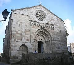 Iglesia de Santiago, La Coruña, Galicia, Spain